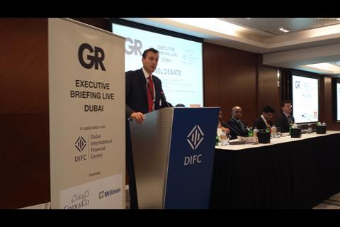 GR Executive Briefing LIVE Dubai